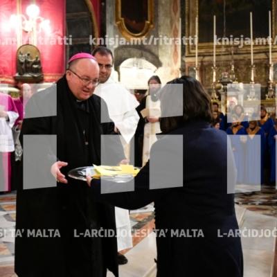 Servizz Ekumeniku Djoċesan fil-Knisja Parrokkjali ta' San Pawl Nawfragu – 25/01/19