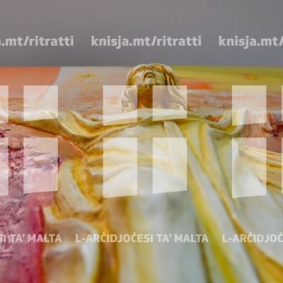 L-Arċisqof iżur l-istudenti u l edukaturi tas Seminarju Minuri, Tal Virtù – 25/01/19