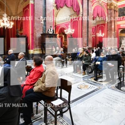 Pontifikal Solenni fil-festa tan-Nawfraġju ta' Missierna San Pawl, fil-Katidral tal-Imdina – 27/01/19