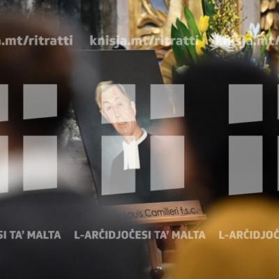Quddiesa fil-ftuħ tal-proċess Djoċesan għall-kawża ta' beatifikazzjoni ta' Bro Louis Camilleri FSC – 31/03/19
