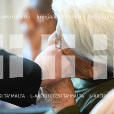 Bidu tal-Viżta Pastorali fil-parroċċa tal-Imtarfa bi żjara fid-dar tal-anzjani u laqgħa mas-Soċjetà Ċivili – 30/03/19