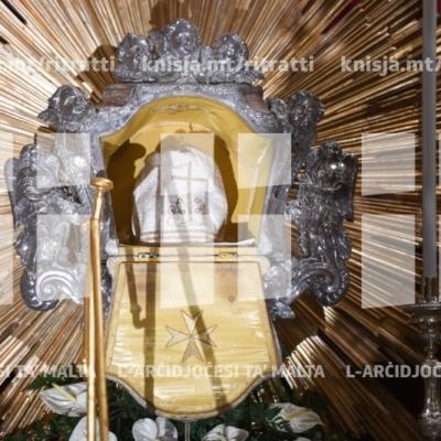 L-Arċisqof imexxi l-Quddiesa fl-Ikla tal-Mulej – 18/04/19