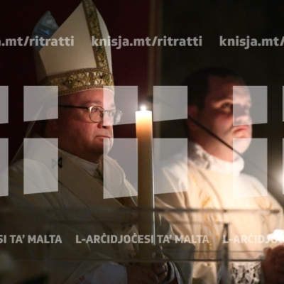 Vġili tal-Għid u Magħmudija tal-adulti – 20/04/19