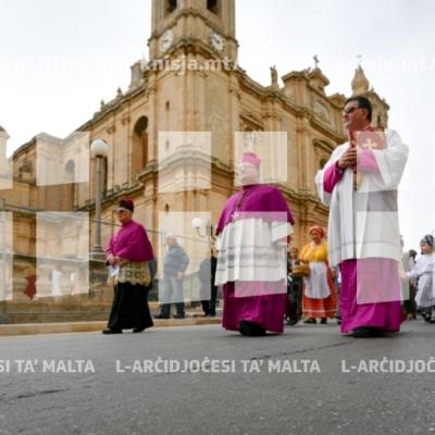 Pellegrinaġġ tradizzjonali ta' San Girgor, fiż-Żejtun – 24/04/19