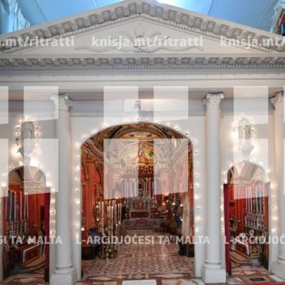 Quddiesa Pontifikali fil‑festa ta' San Publiju, il‑Furjana – 05/05/19