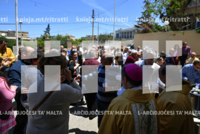 Bidu tal-Viżta Pastorali fil-parroċċa ta' Ta' Xbiex – 19/05/19