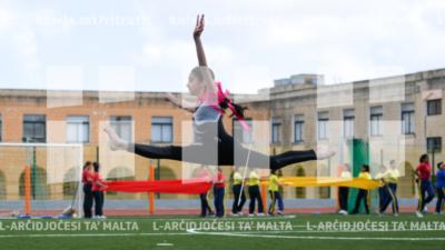 Tberik ta' kumpless sportiv ġdid fl-iskola St Dorothy, Ħaż-Żebbuġ – 13/05/19