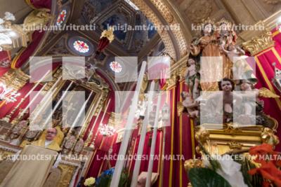 Quddiesa fil-festa tal-Madonna tal-Abbandunati, il-Wardija – 15/06/19