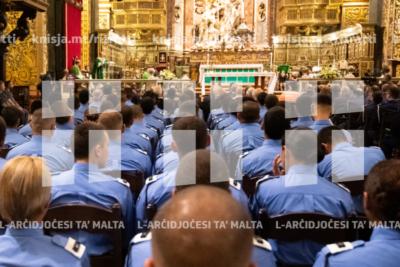 Quddiesa fl-okkażjoni ta' Jum il-Pulizija – 12/07/19