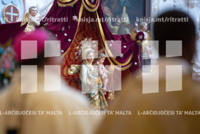Quddiesa fil-festa tal-Madonna tal-Karmnu, fis-Santwarju tal-Madonna tal-Karmnu, il-Belt Valletta – 16/07/19