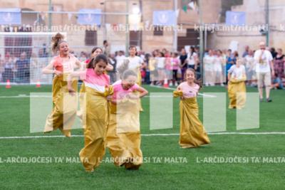 L-inawgurazzjoni ta' grawnd tal-futbol 6 a-side fl-Oratorju Qalb ta' Ġesù, il-Mosta – 25/07/19
