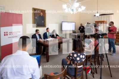 Rapport Finanzjarju 2018 tal-Arċidjoċesi ta' Malta – 31/07/19