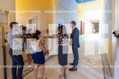 Xelter ġdid għall-vittmi tal-vjolenza domestika f'Dar Ġesù Nażżarenu fiż-Żejtun – 31/07/19