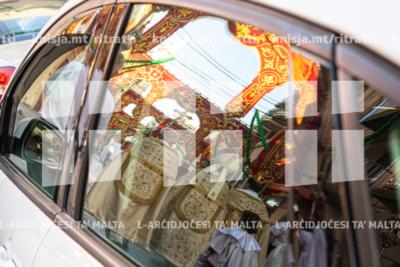 Traslazzjoni Solenni minn ħdejn l-Ursolini lejlet il-festa ta' Stella Maris u Quddiesa fil-knisja parrokkjali f'Tas Sliema – 17/08/19