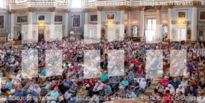 Quddiesa għall-anzjani fil-Bażilika Minuri tal-Mosta – 12/09/19