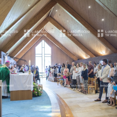 Mass by Archbishop Charles J. Scicluna in Kraainem, Belgium – 15/09/19