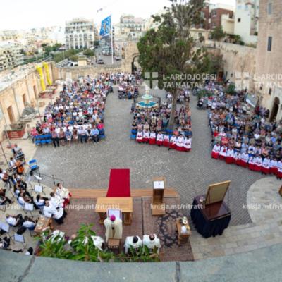 Quddiesa fil-Festa tal-Madonna tal-Mellieħa – 22/09/19