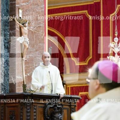 Quddiesa Pontifikali fil‑festa tal‑Konverżjoni ta' Missierna San Pawl – 29/01/17