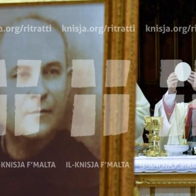 Ftuħ tal-proċess Djoċesan għall-kawża tal-beatifikazzjoni ta' Patri Avertan Fenech – 02/02/17