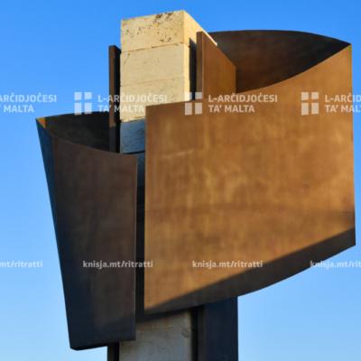 Kommemorazzjoni tat-30 Anniversarju minn Tmiem il-Gwerra Bierda, il-Monument ta' Tmiem il-Gwerra Bierda, Birżebbuġa – 02/12/19