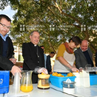 Orange Campaign b'risq ir-Richmond Foundation mill-Għaqda Studenti tat-Teoloġija – 03/12/19