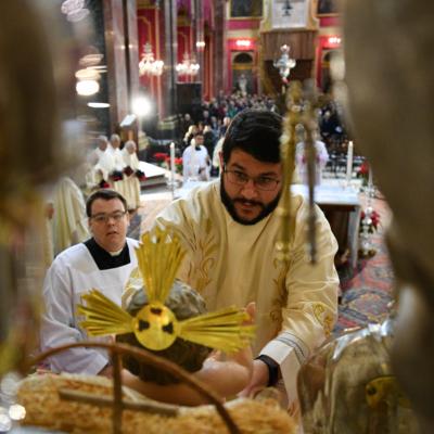 Uffiċċju tal-qari, prietka tat-tfal, għanjiet tal-Milied u Quddiesa Pontfikali fis-Solennità tat-Twelid ta' Sidna Ġesù Kristu – 24/12/19