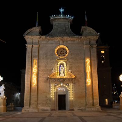 L‑Arċisqof iċċelebra Quddiesa tat-350 anniversarju mit-tqegħid tal-ewwel ġebla tal-Knisja Parrokkjali ta' Ħal Balzan – 26/12/19
