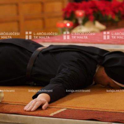 Professjoni Solenni ta' Sor Rachel fil-Knisja ta' San Ġużepp Ħaddiem, Birkirkara – 04/01/20