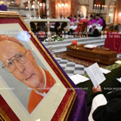 Il-Birgu jsellem lill-Kardinal Prospero Grech – 08/01/20