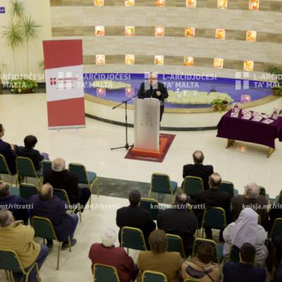 L-Arċisqof attenda għat-tnedija ta' Verbum Domini, f'ĊAK, Birkirkirkara – 22/01/20