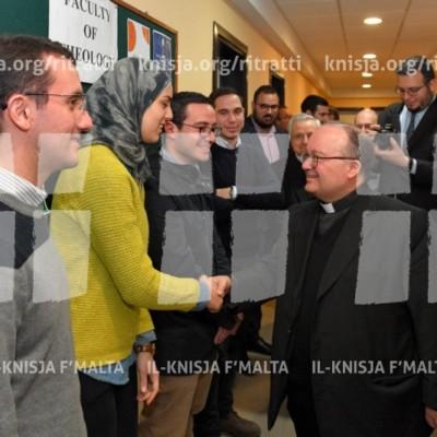 Żjara fl-Università ta' Malta – 28/02/17