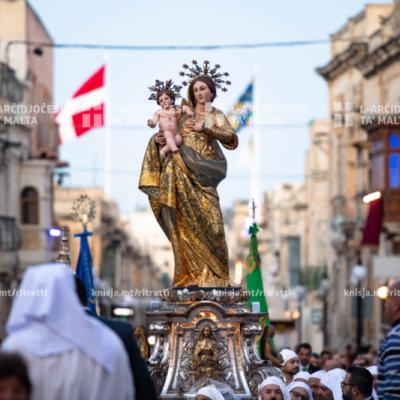 Pellegrinaġġ Penitenzjali u Quddiesa fl-okkażjoni ta' Ħadd in-Nies, Ħaż-Żabbar – 01/03/20
