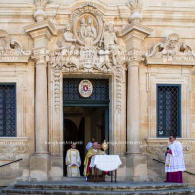 Quddiesa Solenni tal-Għid Kbir tal-Mulej – 12/04/20
