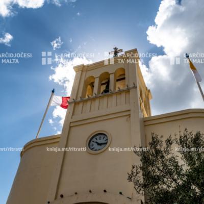 Quddiesa fis-16-il Ħadd Matul is-Sena mil-Kappella tal-Madonna tal-Fidwa, Selmun – 19/07/2