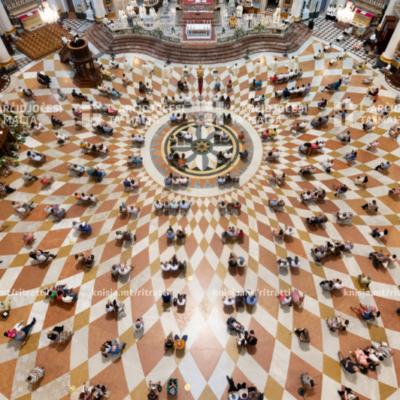 L‑Arċisqof iċċelebra Quddiesa Pontifikali fil‑festa ta' Santa Marija, fil‑Bażilika Minuri, il‑Mosta – 15/08/20