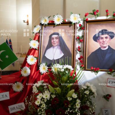 Quddiesa f'għeluq il-140 sena mit-twaqqif tal-Kongregazzjoni tas-Sorijiet Franġiskani tal-Qalb ta' Ġesù – 03/09/20