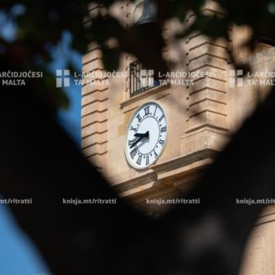 Tmiem il-proġett ta' restawr fil-Knisja Parrokkjali ta' Marija Annunzjata, Ħal Balzan – 20/09/20