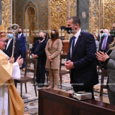 Quddiesa ta' radd il-ħajr f'għeluq il-100 sena mit-twaqqif tal-Partit Laburista – 02/12/20